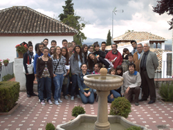 Grupo del IES Padre Suárez