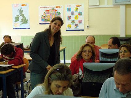Curso de actualización para el profesorado de idiomas