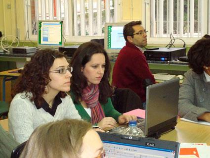 El uso de las tecnologías en el proceso de enseñanza-aprendizaje es habitual en la EOI de Granada