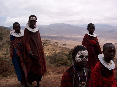 Foto realizada por el autor en sus recorridos por el continente africano