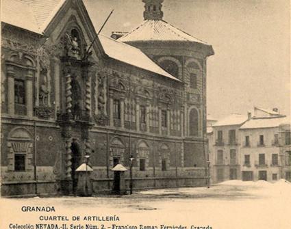 Bibataubín fue utilizado en el siglo XIX como cuartel militar