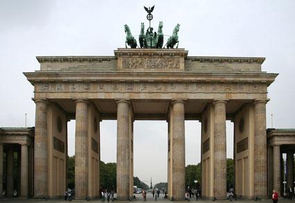 Puerta de Bandenburgo (Berlín)