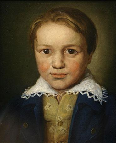 El retrato del joven Beethoven, al completo