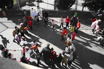 El CEIP Miguel Hernández ompartirá experiencias deportivas con los centros próximos