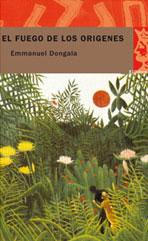Portada de la edición española de El fuego de los orígenes
