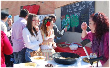 El centro celebra el Día de las Migas desde su inauguración