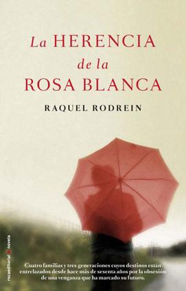 Portada de su segunda novela puesta a la venta el 27 de febrero