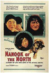Cartel de la considerada como primera película documental