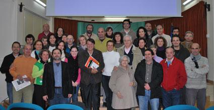 Joaquín Araujo ha colaborado activamente con VegaEduca desde sus comienzos