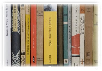 La Fundación Francisco Ayala presta libros a los clubes de lectura