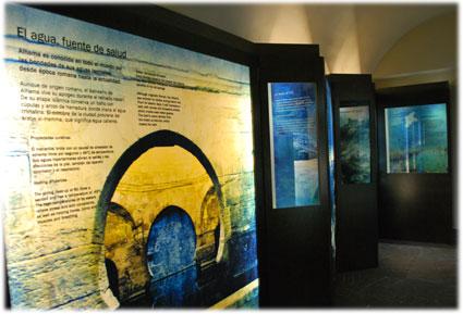 Sala del CIAG dedicada al agua