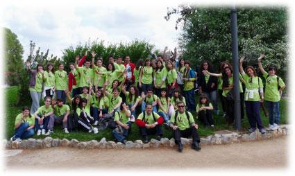 La Vega de Granada, bien merece el entusiasmo y la defensa por parte del profesorado y alumnado de los centros educativos