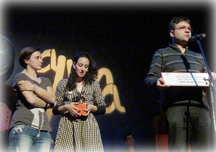 Myriam Carrascosa y Santi Martín Arnedo han compartido con anterioridad otros proyectos musicales