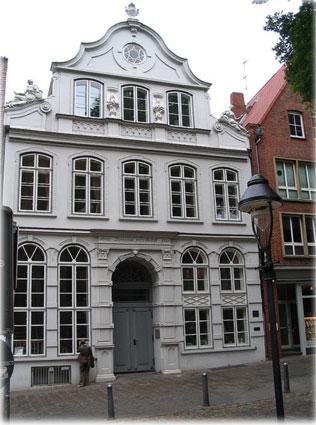 Casa de Buddenbro/ JOACHIN SCHERF.