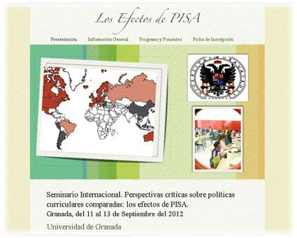 Este seminario internacional se celebra en Granada del 11 al 13 de septiembre