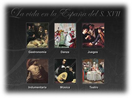 Esta edición incluye aspectos relacionados con la vida en el siglo XVII