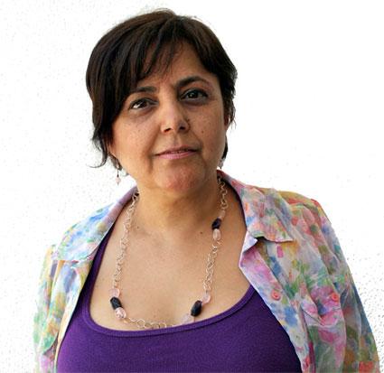 Ana Barea Arco es maestra en el Colegio Gloria Fuertes de Peligros (Granada)