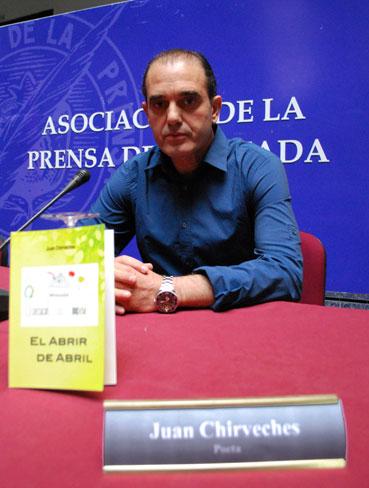 El profesor y escritor,  Juan Chirveches