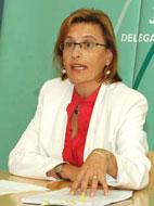 Ana Gámez, Delegada Territorial de Educación, Cultura y Deporte (Granada)
