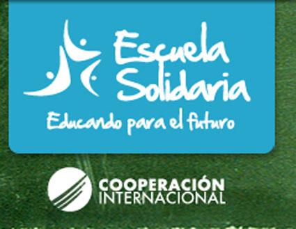 Escuela Solidaria es un área de Cooperación Internacional ONG que inició su actividad en 1993