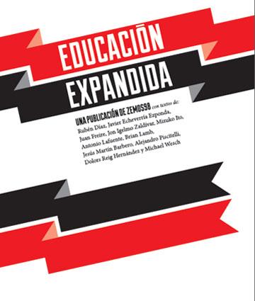 Portada de Educación expandida