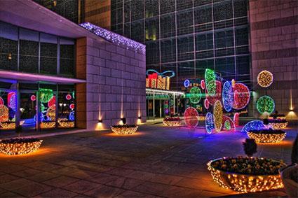 Los trabajos galardonados servirán para felicitar la Navidad a instituciones y clientes