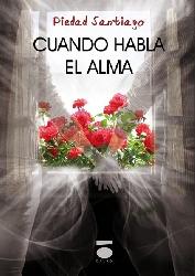 Portada de la primera novela de Piedad Santiago