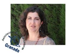 """Carmen Patricia Díaz Pérez, Orientadora del IES """"La Paz"""" y desde el 21 de noviembre, nueva presidenta de ASOSGRA"""