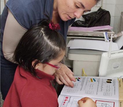 Las tareas deben estar adaptadas a las necesidades del alumno/ REVISTA MUFACE