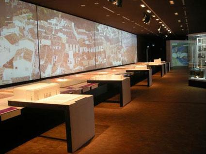 Sala del Museo de CajaGranada
