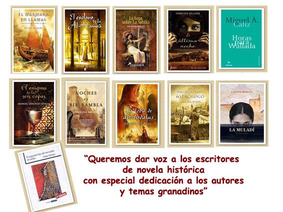 Las novelas históricas protagonistas de las I Jornadas