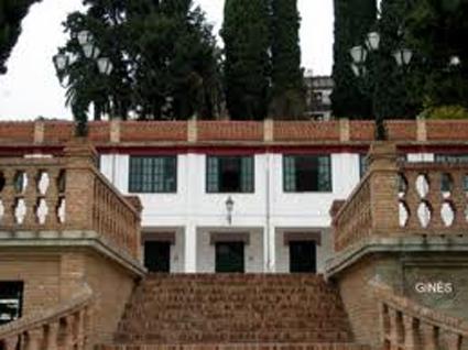 Escaleras del Patio del Ave María /GINÉS