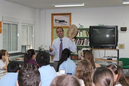 Actividad formativa realizada en el aula