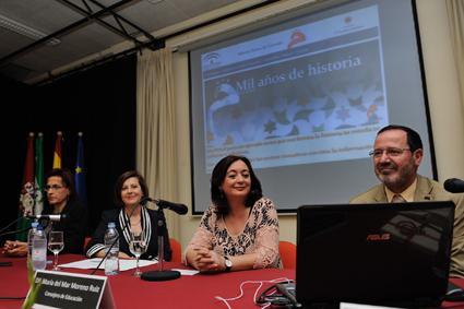 Mar Moreno presenta este recurso para acercar a la comunidad educativa la efeméride que se conmemora en 2013