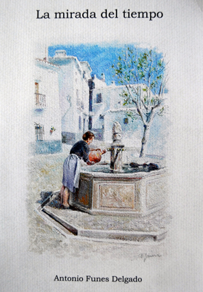 Portada del libro con ilustración de Elena Laura/A. ARENAS