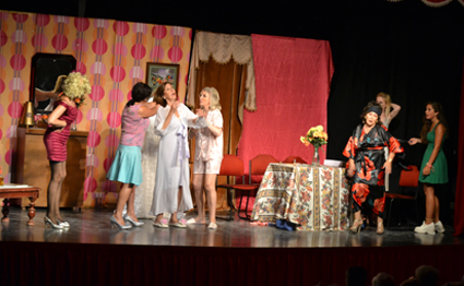 Zarzamora Teatro estrenará 'El vestido de novia' en el Isabel la Católica el 15 de septiembre próximo