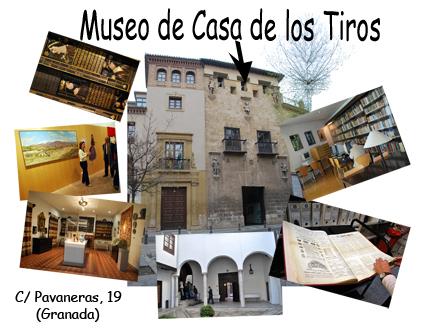 Imágenes del Museo de la Casa de los Tiros / A. A.