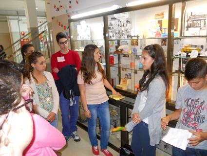 Actividad de promoción de la ciencia celebrada el pasado curso en el IES Manuel Cañadas (Moraleda de Zafayona)/ A. A.