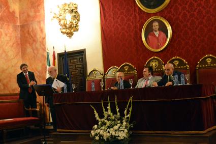 Joaquín Eloy-García leyó su relato ganador