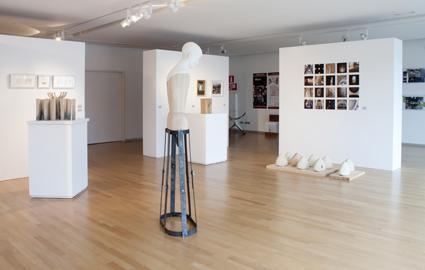La exposición se puede visitar en el pabellón de al-Andalus hasta el 9 de octubre/ MARCELO QUEVEDO