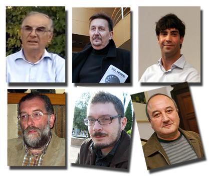 Participan José María Cuadro, Walter Cornelius, Mario Romero, Miguel Puche, Víctor Gallardo Wescenlao-Carlos Lozano /A.A.