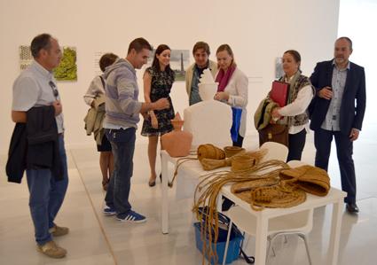Exposición sobre la Vega en el Museo de la Memoria