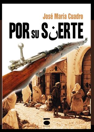 Portada de la novela de José María Cuadro