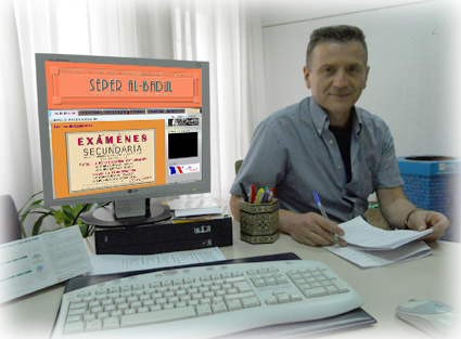 Jose Luis Ortega impulsor del blog del SEPER Albadul