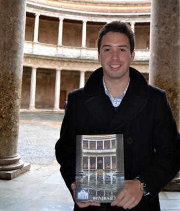El joven director de 'Calle Elvira' en el Palacio de  Carlos V
