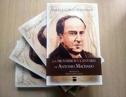 Ejemplares de 'Los proverbios y cantares de Antonio Machado'