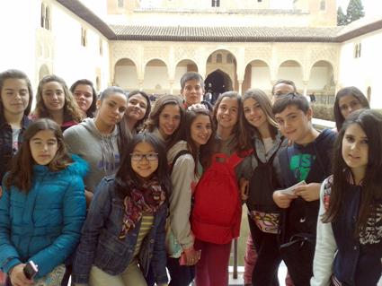 cerro infantes-alhambra