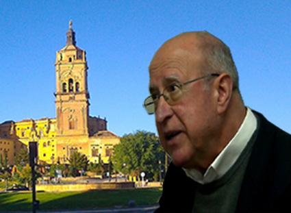 Don Leovigildo Gómez Amezcua, canónigo de la Catedral de Guadix