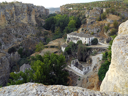 Jornadas patrimonio: Alhama de Granada