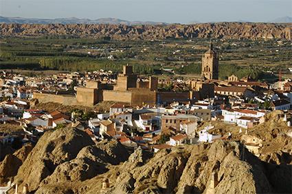 Jornadas patrimonio: Guadix